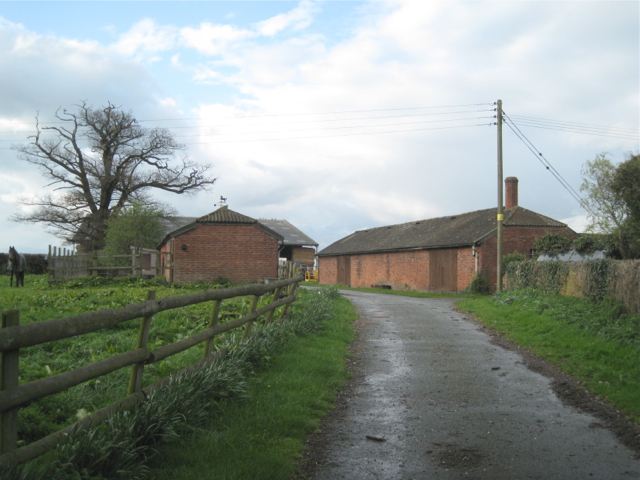 Outbuildings, Hawkeswell Farm