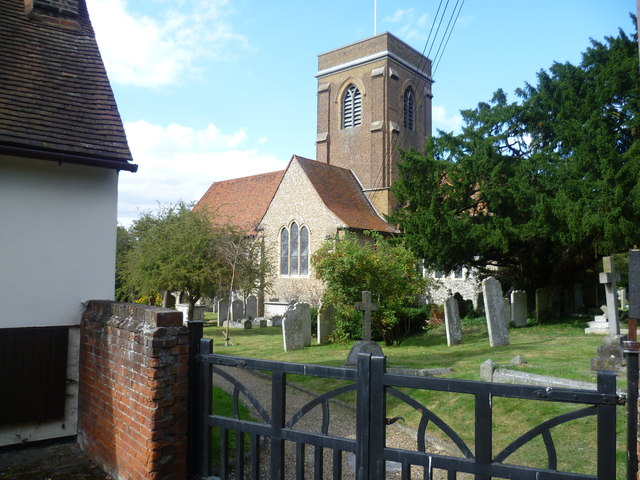 St Mary's Church, Horton Kirby