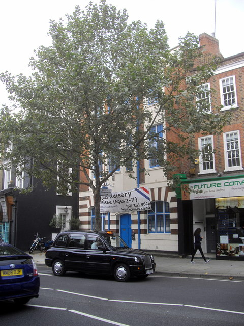 Conservative Club, Kings Road, Chelsea
