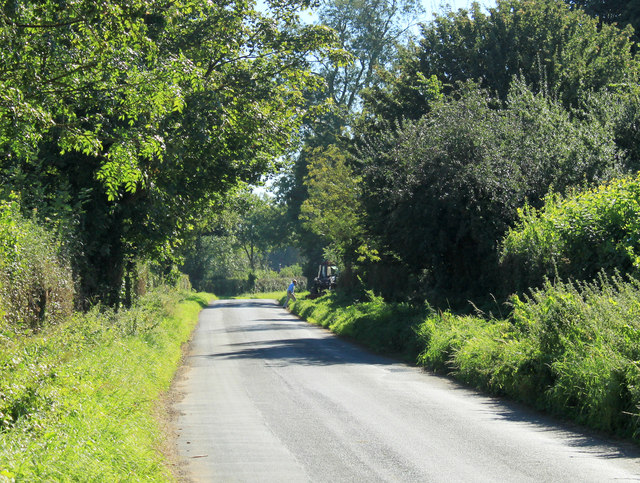 2012 : Minor road to Sutton Benger