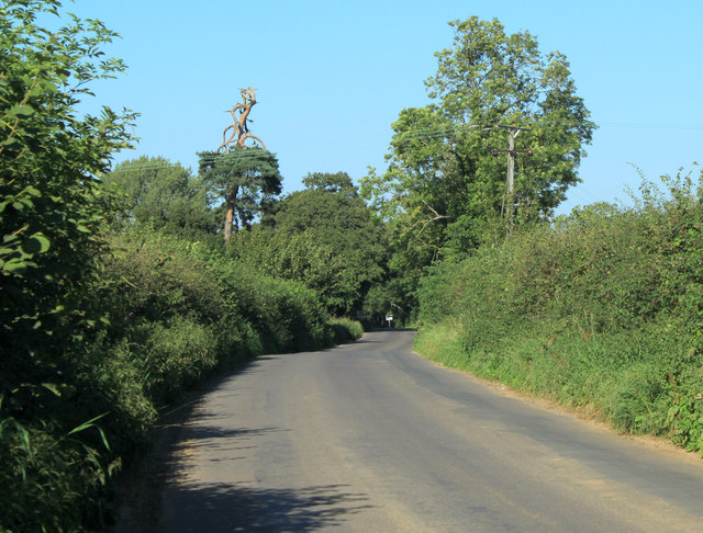 2012 : On the road to Great Somerford