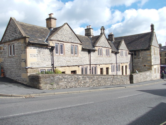 St John's Hospital Almshouses - King Street