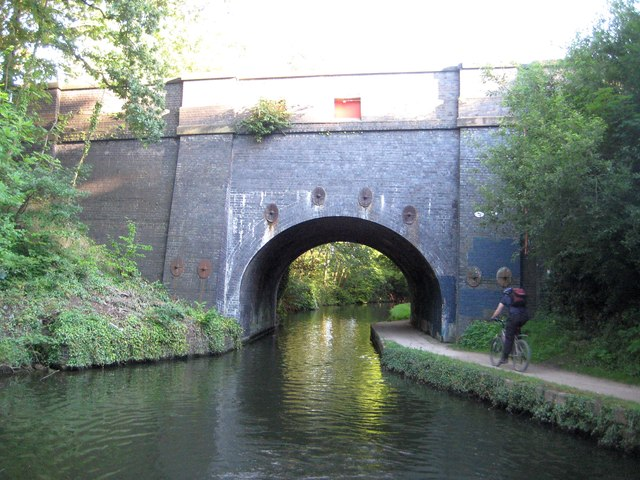Worcester & Birmingham Canal: Bridge Number 78