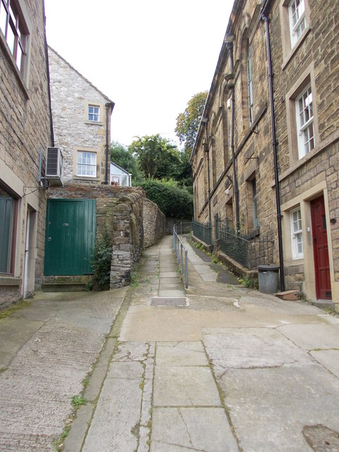 Footpath - Buxton Road
