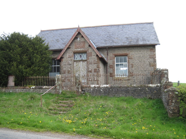 Wesleyan  Chapel  at  roadside