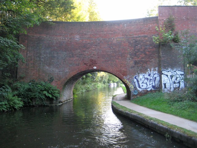 Worcester & Birmingham Canal: Bridge Number 83