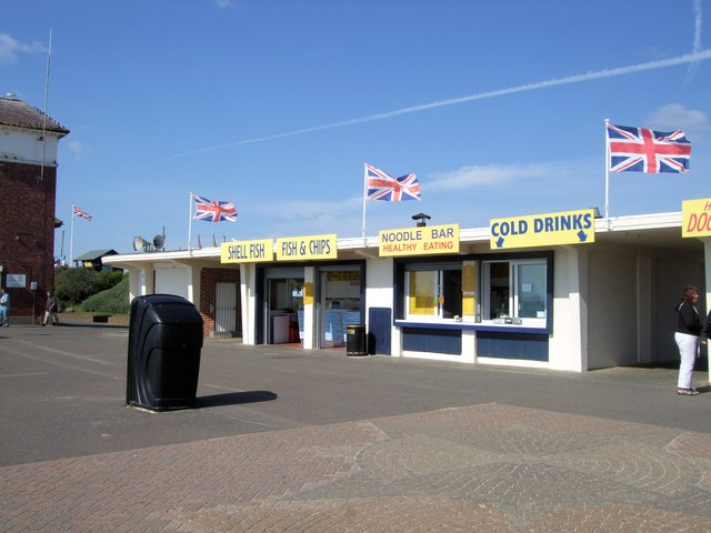 Fish & Chips etc - Littlehampton