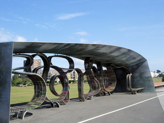 Littlehampton Bench shelter