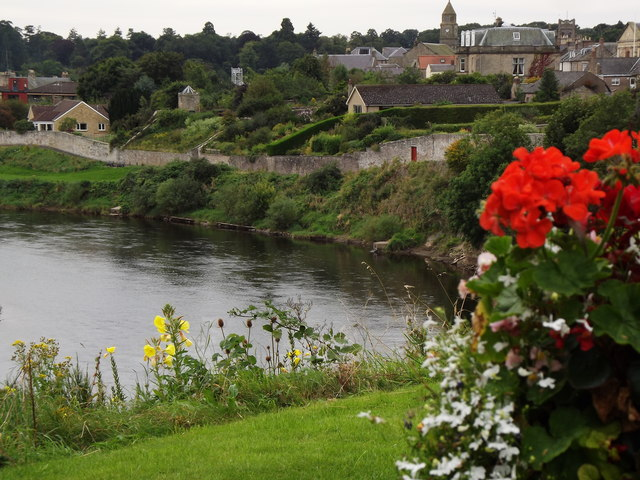 River Tweed by Coldstream