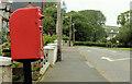 J1253 : Letter box, Donaghcloney by Albert Bridge