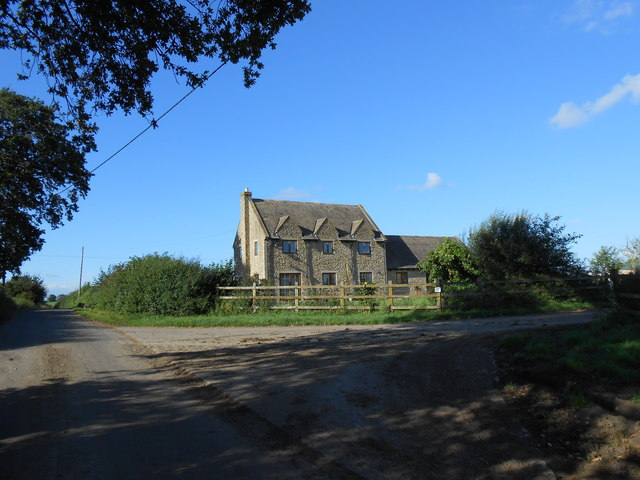 House at Burton Farm