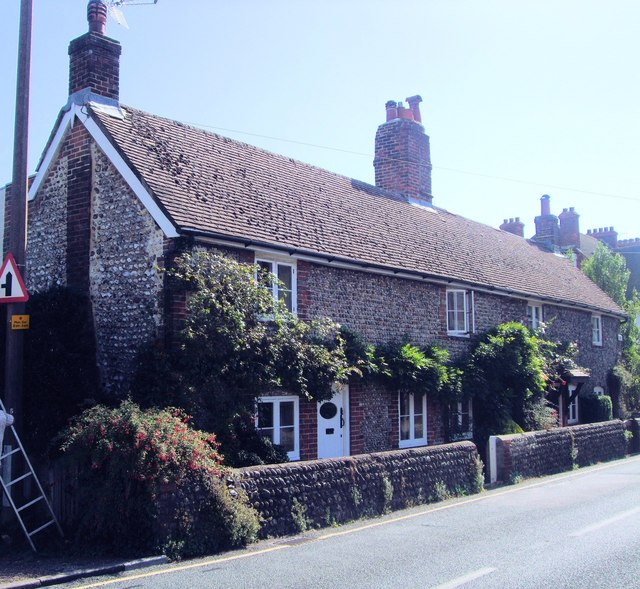 House in Sea Lane, Rustington