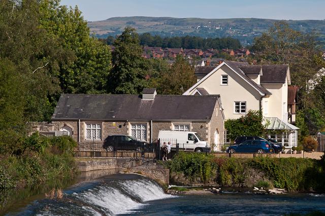 Mill Street Weir