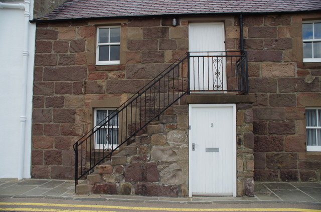 No3 Old Pier, Stonehaven