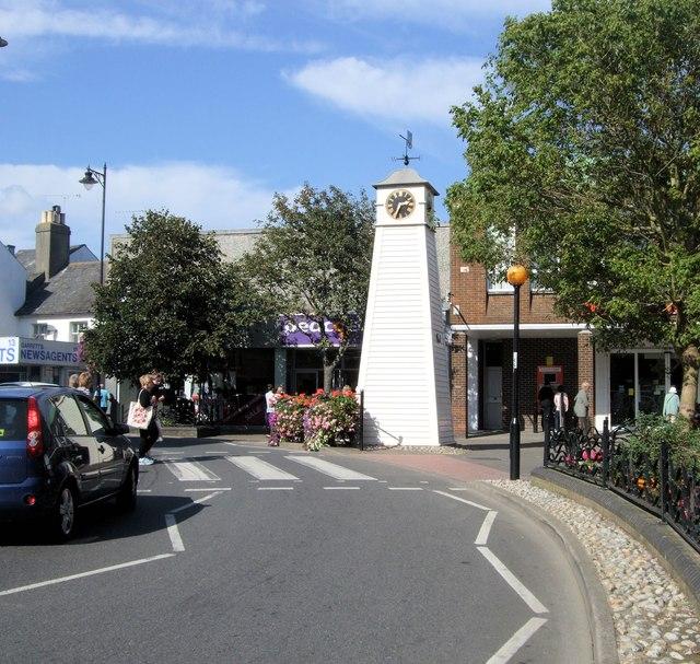 Littlehampton Town Clock