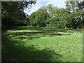 TL1160 : Farmland, Bushmead Cross by JThomas