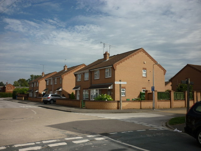 Exchange Street at Thistleton Gardens
