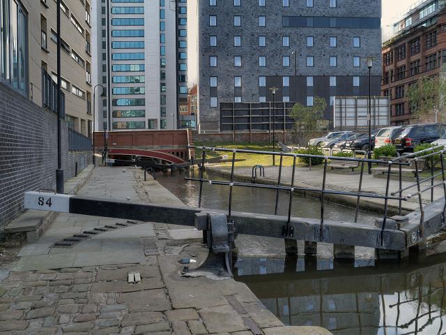 Rochdale Canal, Dale Street Lock