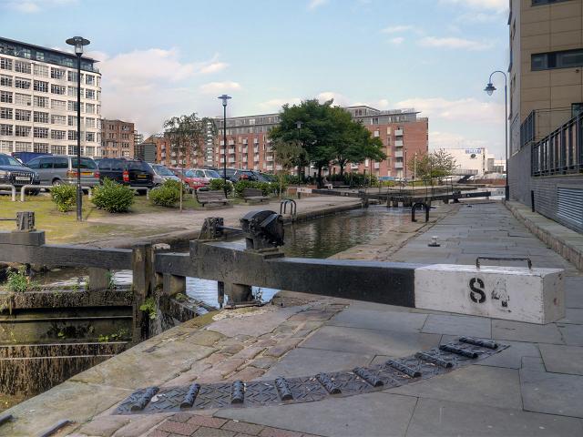 Lock#84, Rochdale Canal