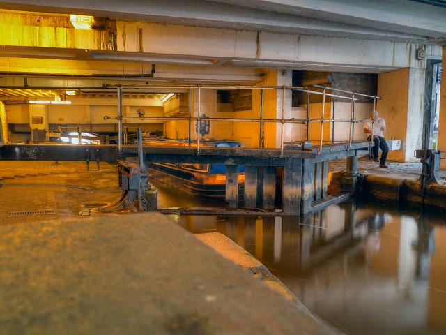 Lock#85, Rochdale Canal