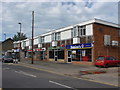 SU8856 : Shops, Frimley Green by Alan Hunt