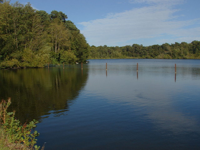 Mytchett Lake