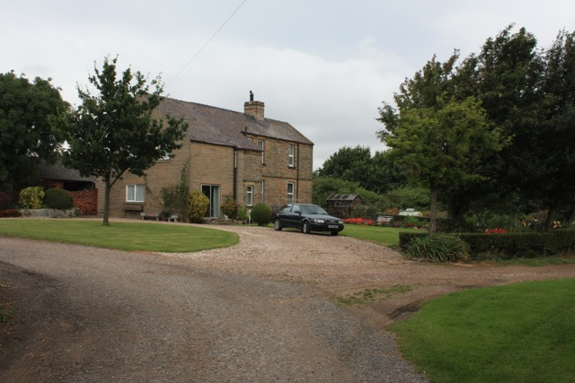 Lodge Hill Farmhouse