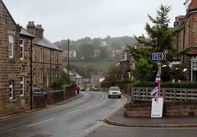 Station Road, Hathersage