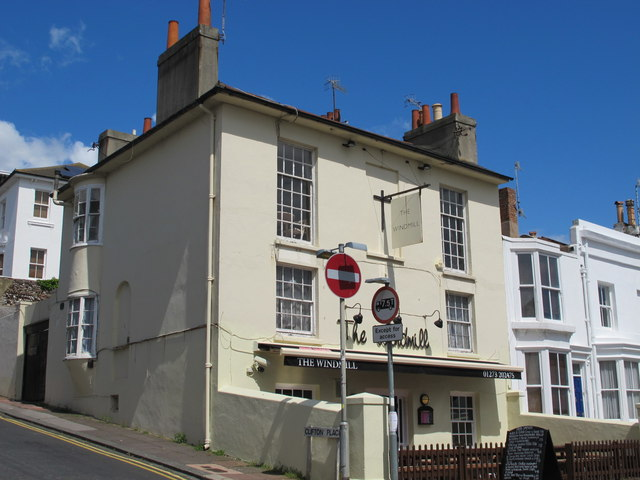 The Windmill, Upper North Street / Clifton Place, BN1