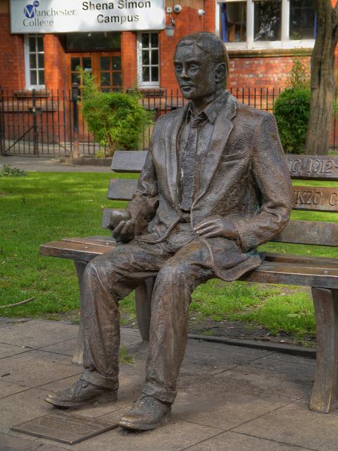 Alan Turing, Sackville Park