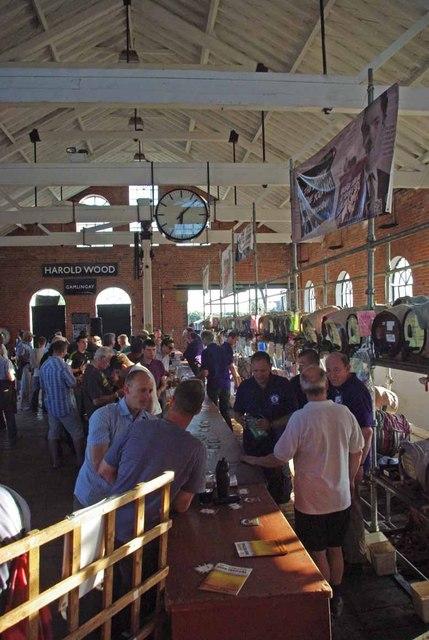 Chappel Beer Festival 2012