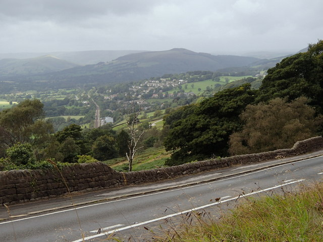A6187 near the Surprise View