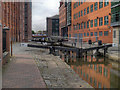 SJ8397 : Rochdale Canal, Tib Lock (#89) by David Dixon