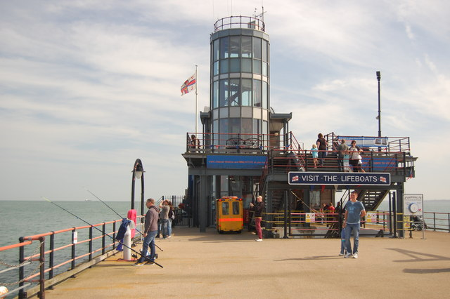 Lifeboat Station, Southend Pier