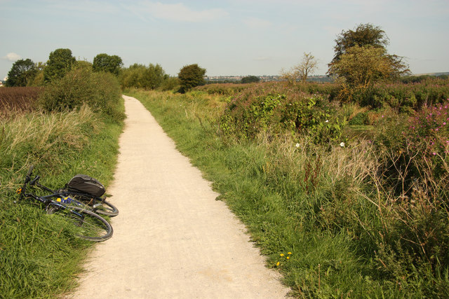 Grantham Canal towpath