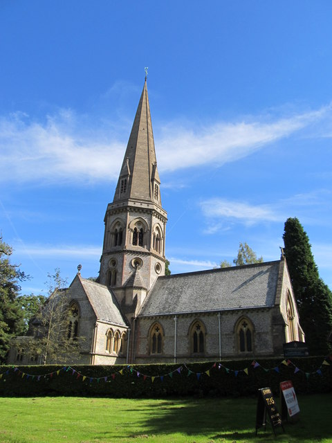 St Barnabas' Church, Ranmore Common