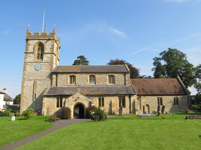 St Michael's Church, Cropthorne