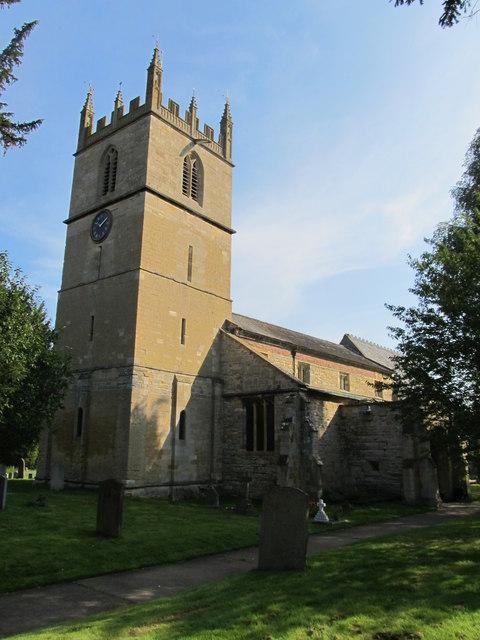 St John the Baptist, Fladbury