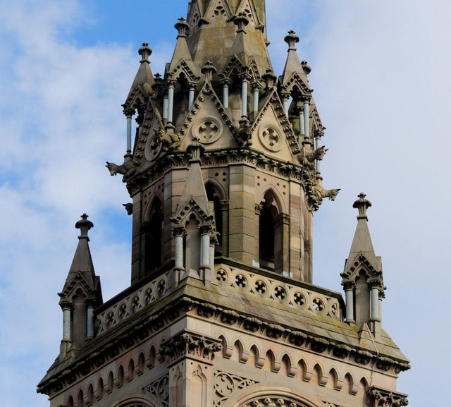 Belfry, the Albert Clock, Belfast