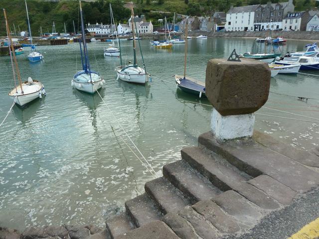 Stonehaven Harbour, Sundial