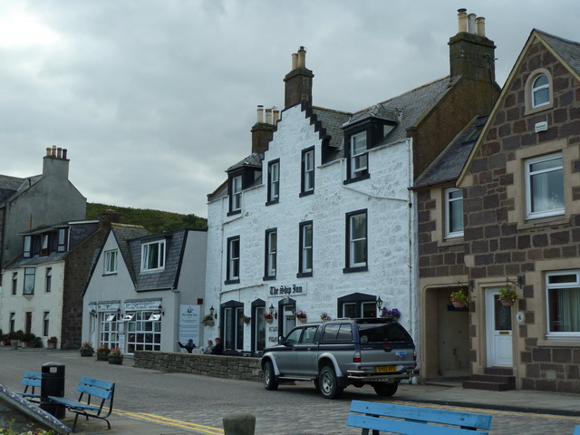 The Ship Inn, Stonehaven