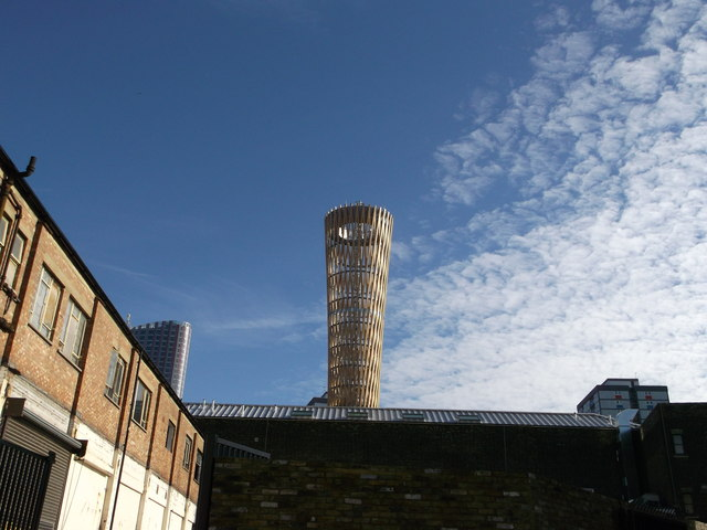 Torch and Roof, Sugar House Lane