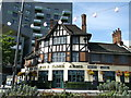 TQ3884 : The Builders Arms, Stratford by David Anstiss
