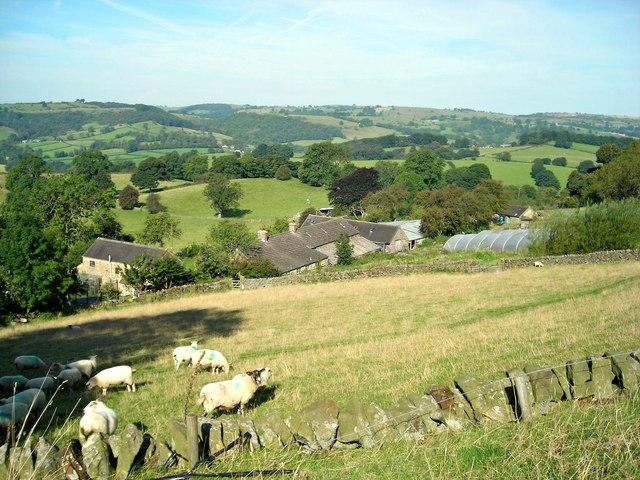 New Buildings Farm