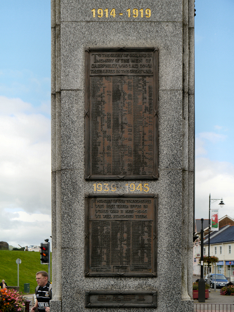 Caerphilly War Memorial