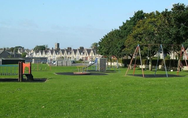 Bankie Park, Cellardyke