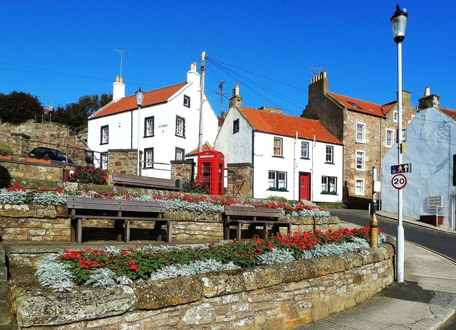 Shore Wynd, Cellardyke