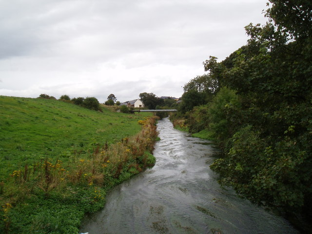 The Dighty near Pitempton