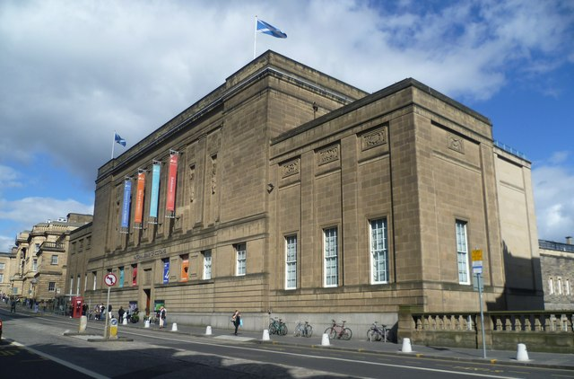 National Library of Scotland, George IV Bridge