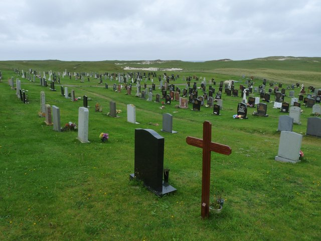 Cemetery at Allathasdal